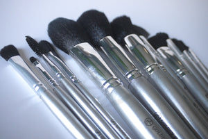 Golden Goals Premier Makeup Brush Set Brushes