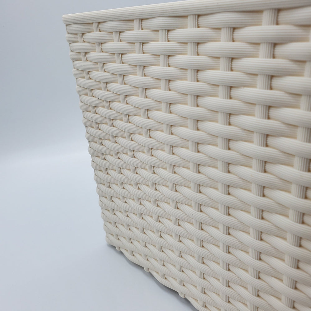 Wicker White