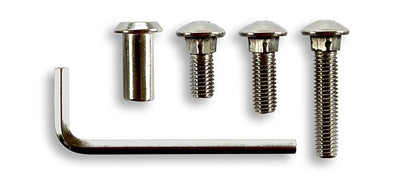 Extra Stainless Bolt Kit - Hold It Mate