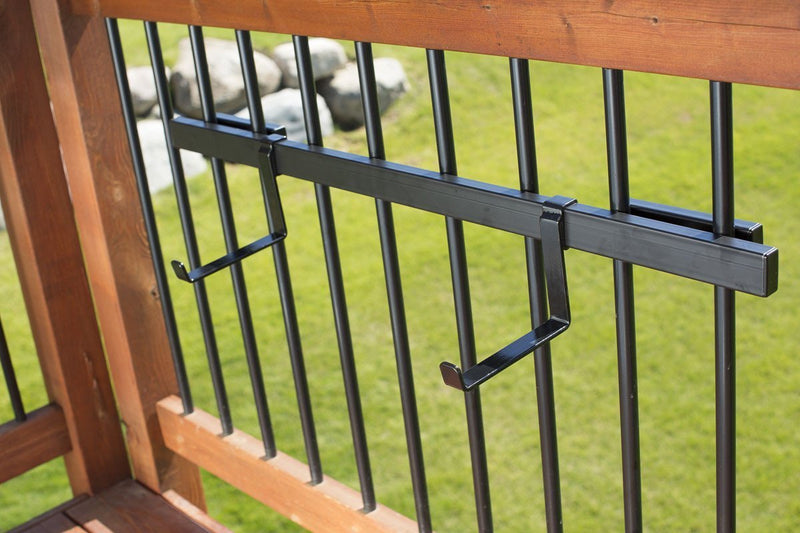 Fixed Planter Bracket & Mounting Rail Kits - Hold It Mate
