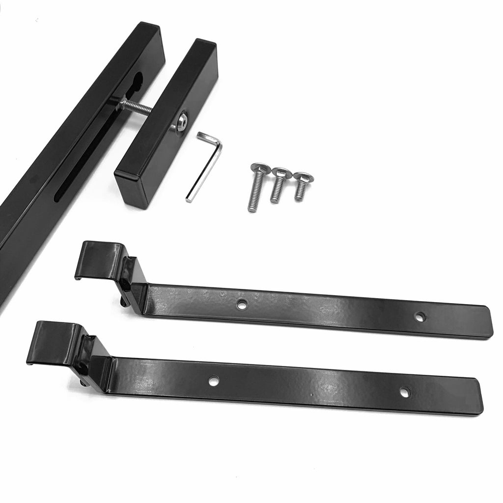 Shelf Brackets & Mounting Rail Kit - Hold It Mate