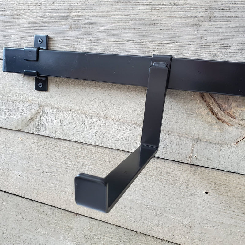 "WALL Mounted Rail Kit (35"" Long) - Hold It Mate"