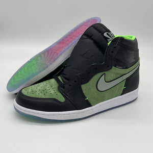 Retro 1 Zoom 'Zen Green' Size 10.5 DS
