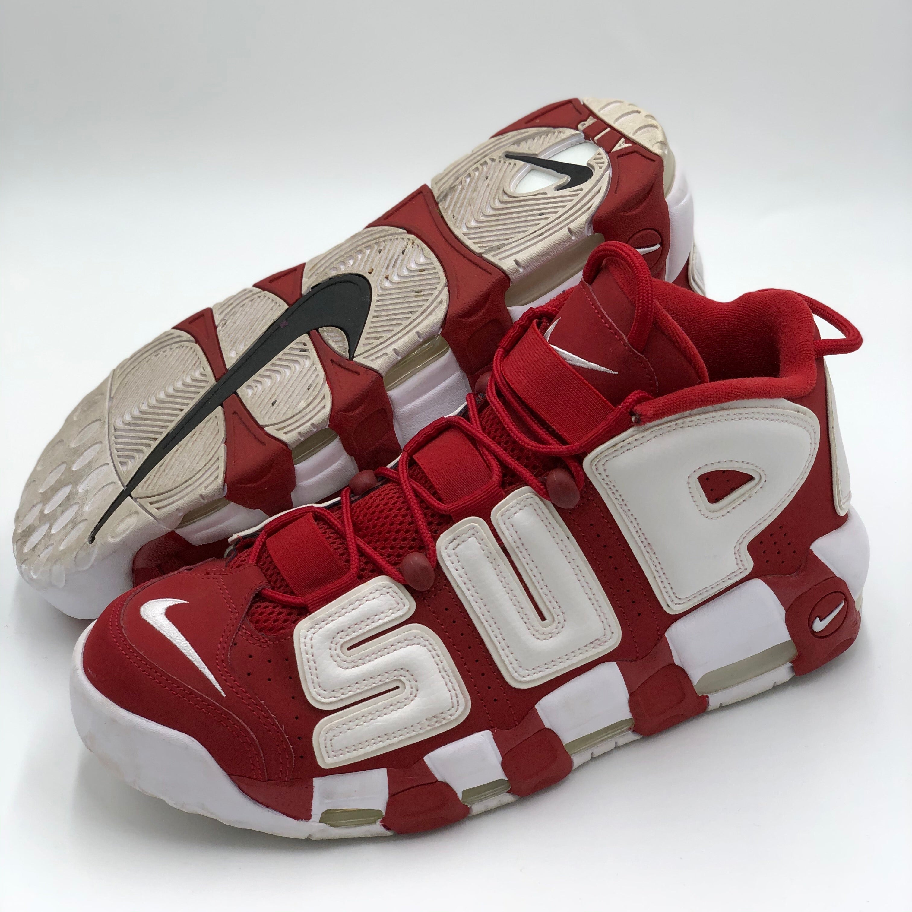"Suptempo ""Red"" size 12"