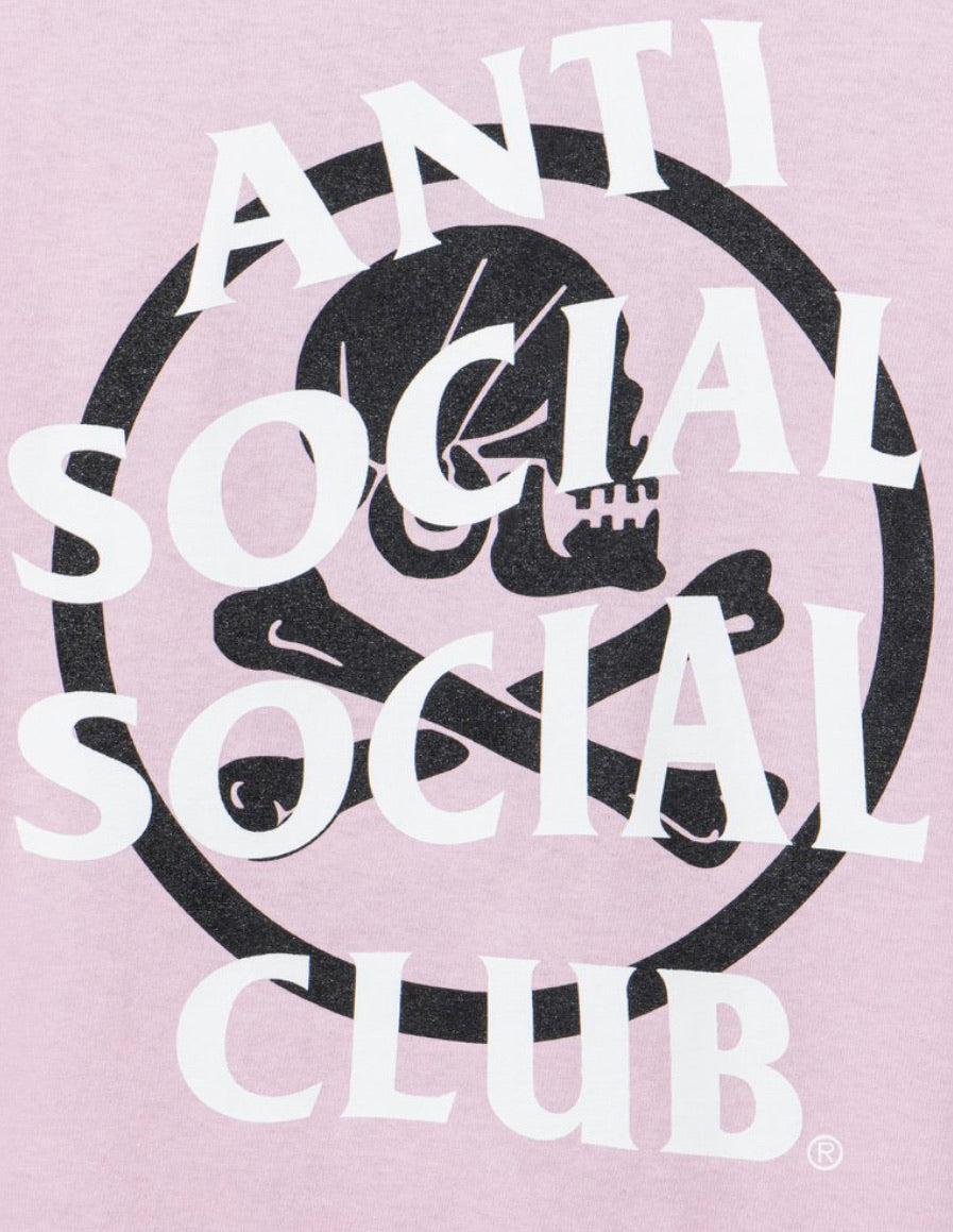 Neighborhood X Assc Cambered Pink Tee
