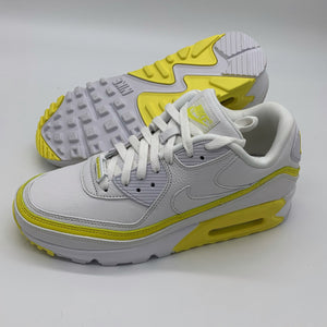 AM 90 x UNDFTD 'Yellow' Size 8.5 DS