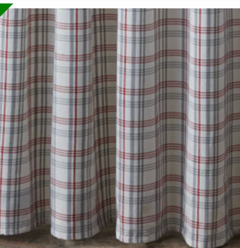 FARM YARD SHOWER CURTAIN
