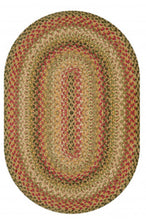 Load image into Gallery viewer, KINGSTON MULTI COLOR JUTE BRAIDED RECTANGLE RUGS- select size