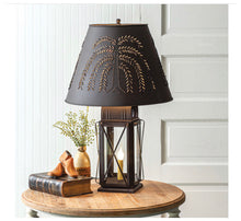Load image into Gallery viewer, Large Milkhouse 4-way lamp with shade