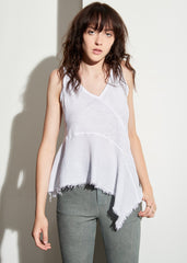 Ann Asymmetrical Tank Top