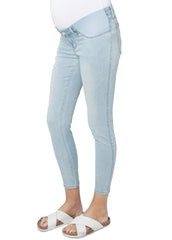 Isla Ankle Jegging in Clean Fade
