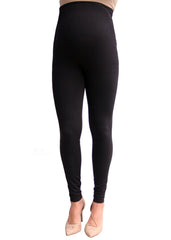Maternity Leggings - Leggings in Black