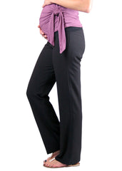 Sublime Pant in Black - modish MATERNITY