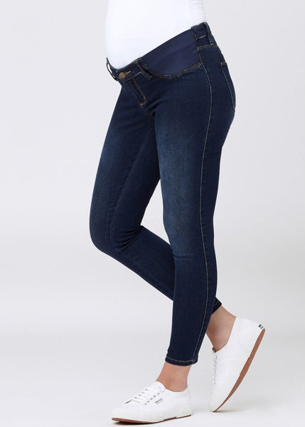 Isla Ankle Jegging in Indigo