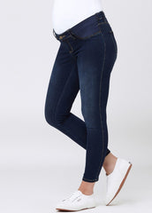 Maternity Jeans - Isla Ankle Jegging in Indigo
