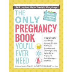 The Only Pregnancy Book You'll Ever Need - modish MATERNITY