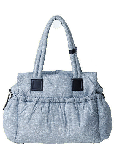 Jane Tote Diaper Bag in Navy