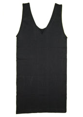 Seamless Tank in Black