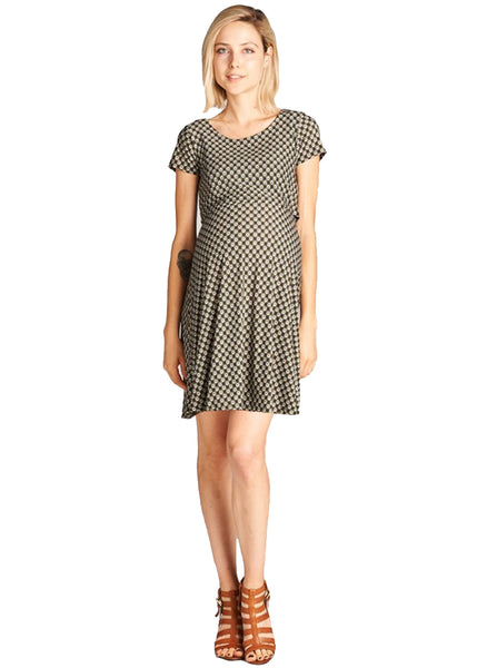 Flutter Maternity Nursing Dress