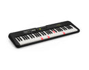 Casiotone LK-S250 - Electronic Music Lighting Keyboard for beginners. Lightweight, portable & stylish. Plug in Mic to singalong connect with the Chordana Play App
