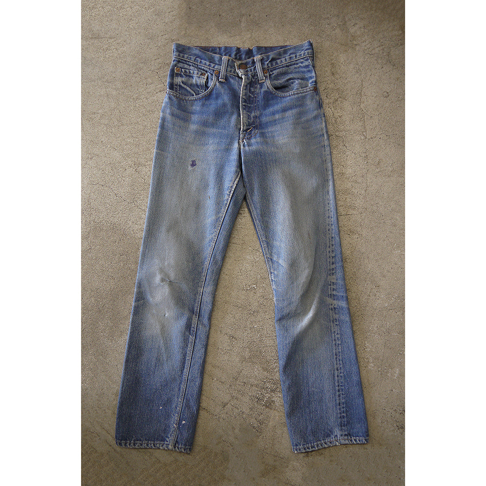 Load image into Gallery viewer, 70's LEVI'S 505 66前期 W 27