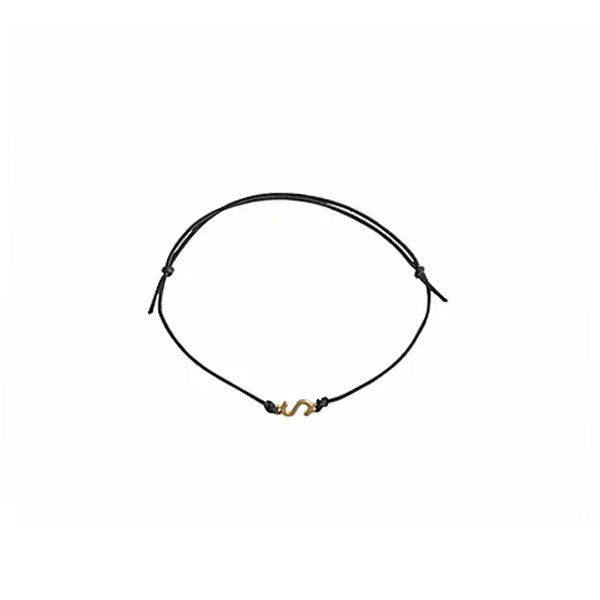 Load image into Gallery viewer, SEA S PLATE DONATION BRACELET (GOLD)
