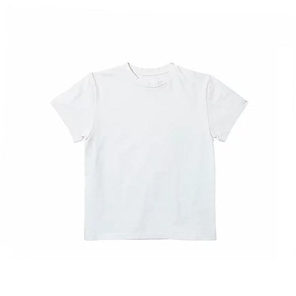 Load image into Gallery viewer, S 吊り天竺丸胴 Crew-neck Tee