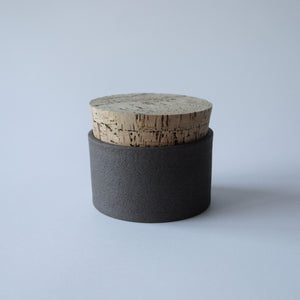 Load image into Gallery viewer, HUMBLE CERAMICS Canister(M) Jamaica&Danish