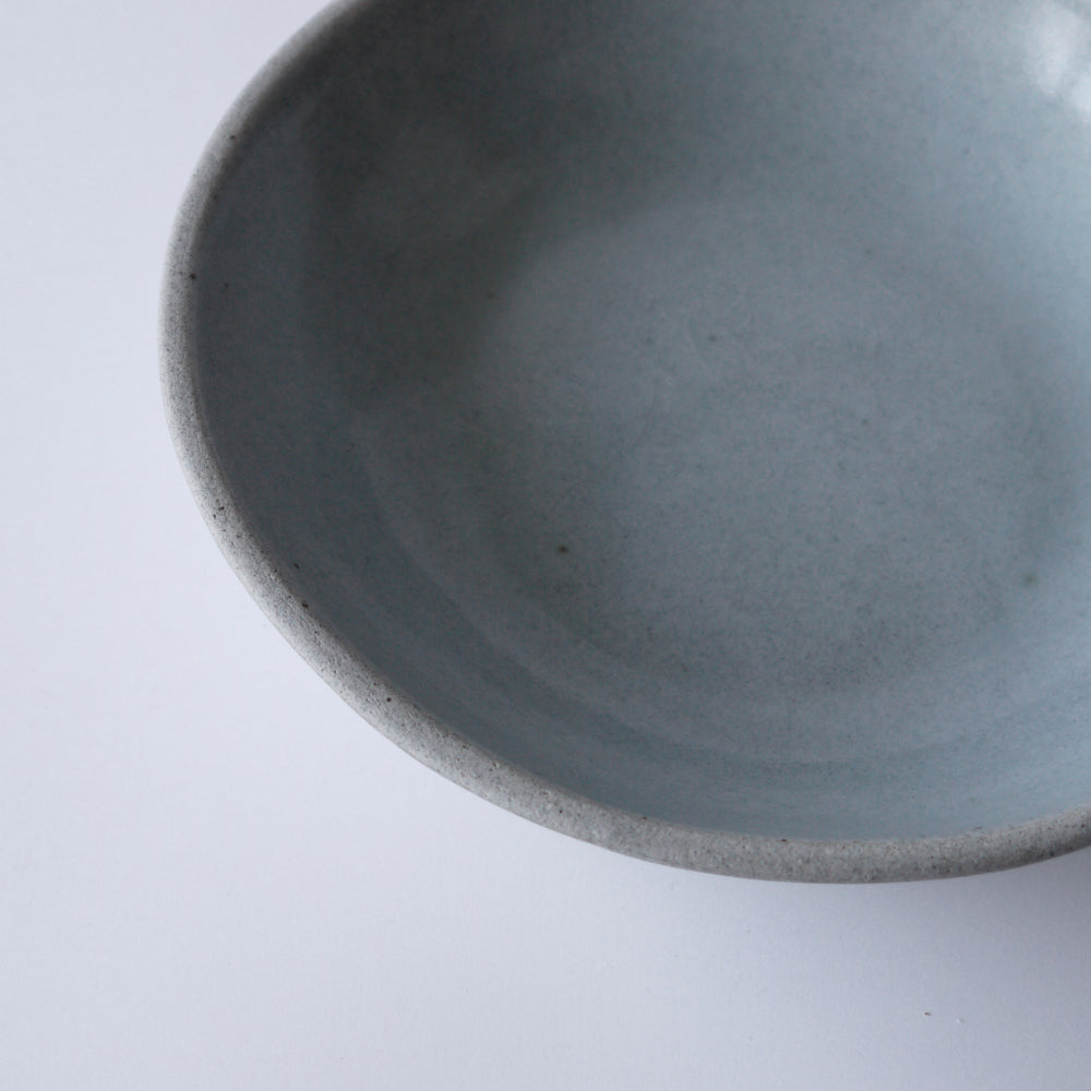 Load image into Gallery viewer, HUMBLE CERAMICS StillnessBowl Granite&Clear