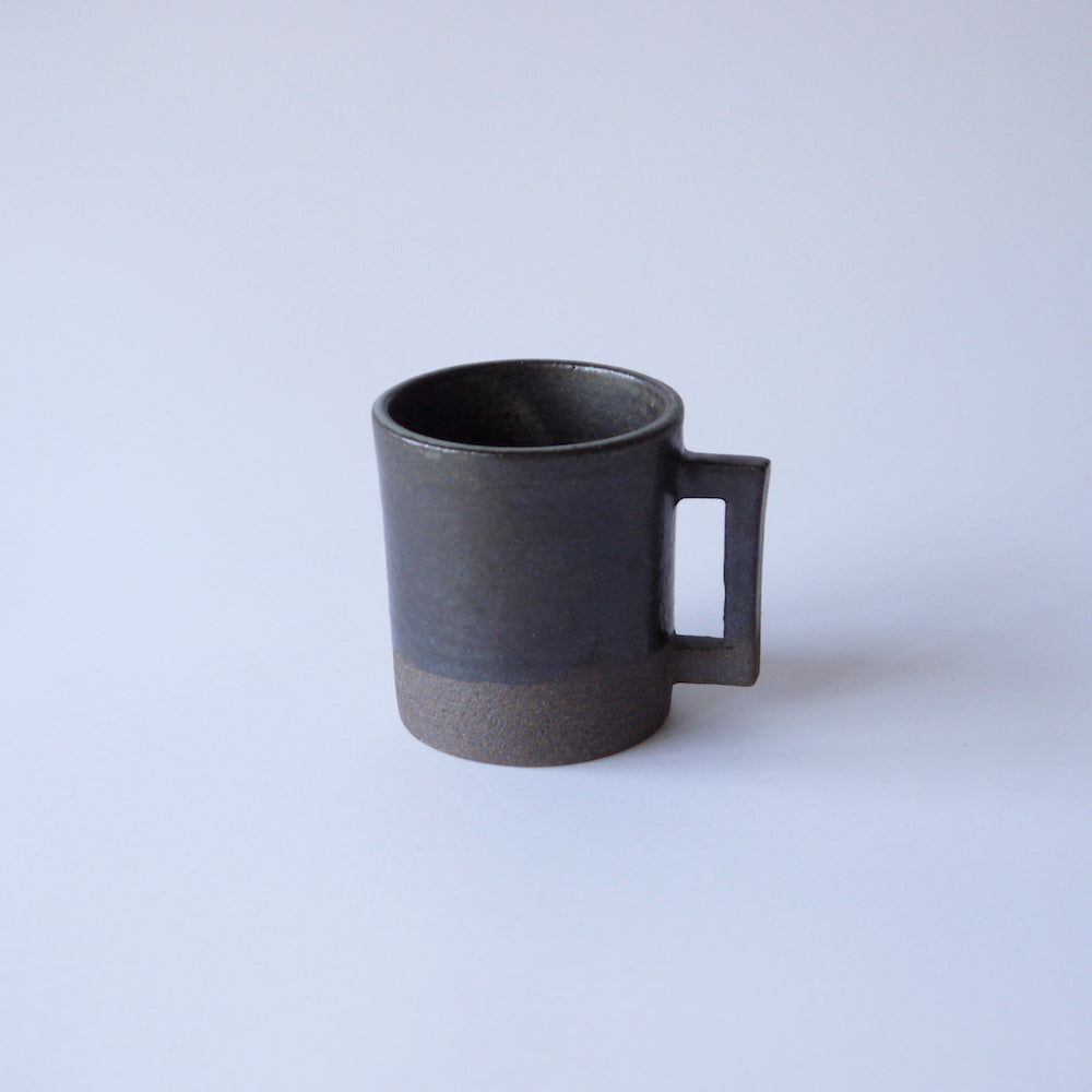 HUMBLE CERAMICS Tenshi Coffee Mug Brownstone&Danish