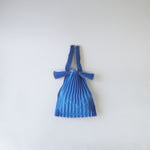 knaplus PLECO TATE-PLEATS mini /  濃縹 (blue)