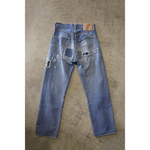 Load image into Gallery viewer, 60's LEVI'S 501 BIG E W 27