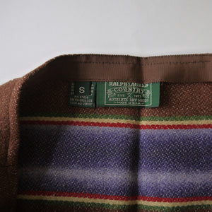 Load image into Gallery viewer, VINTAGE RALPH LAUREN カントリーネイティブスカート