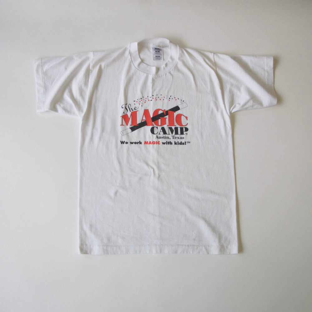 Vintage The Magic Camp T Shirt