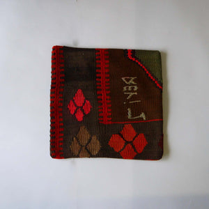 Load image into Gallery viewer, vintage kilim pillow cover M