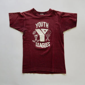 Load image into Gallery viewer, vintage kids 1970/80s YMCA Graphic tee