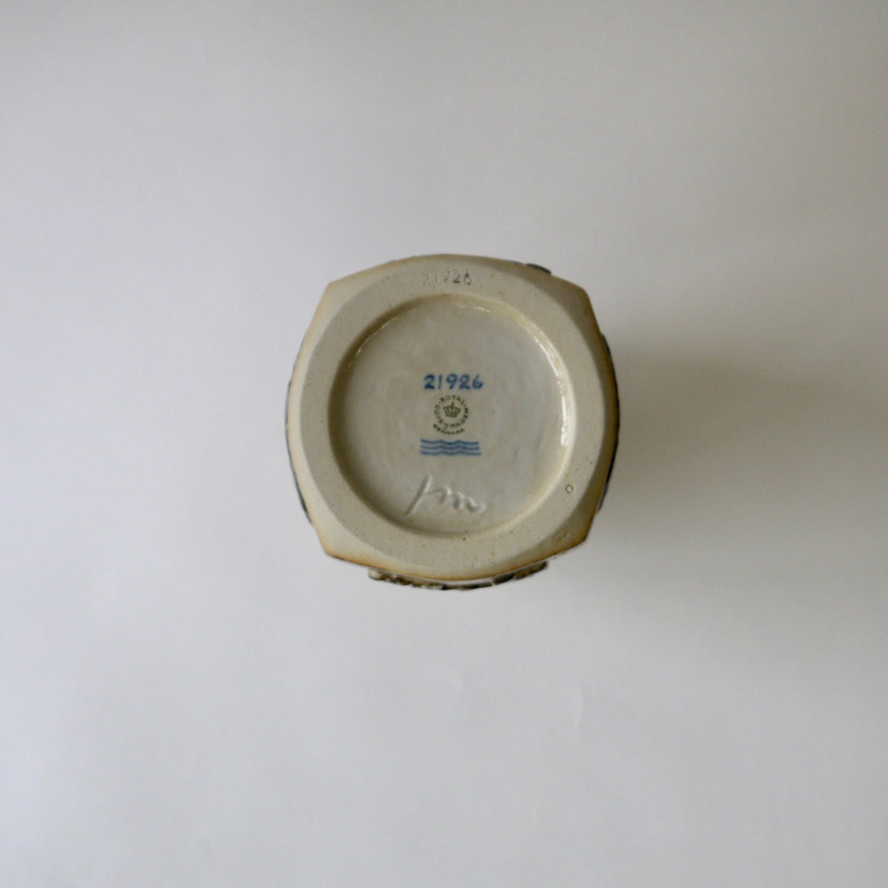 Load image into Gallery viewer, 1960's vintage Royal Copenhagen BACA ceramic  Designed by Nils Thorsson