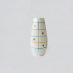 1960-70's Vintage East German pottery scheurich tall ceramic vase