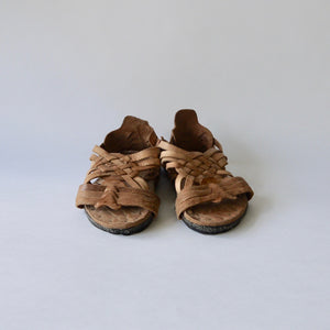 Load image into Gallery viewer, Vintage Mexican Sandals (LARGE)