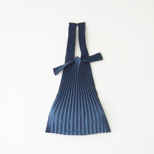 Load image into Gallery viewer, knaplus PLECO TATE PLEATS S  鉄紺(navy)