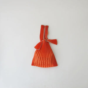 knaplus PLECO TATE-PLEATS mini 照柿(orange)
