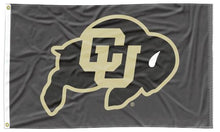 Load image into Gallery viewer, Colorado - Buffaloes Black 3x5 Flag
