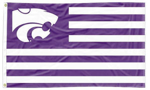 Kansas State - Wildcats Nation 3x5 Flag