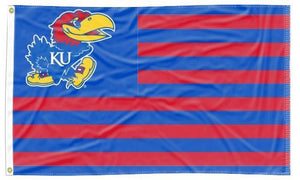 Kansas - Jayhawks National 3x5 Flag