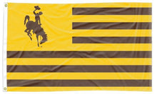 Load image into Gallery viewer, Wyoming - Cowboys National 3x5 Flag