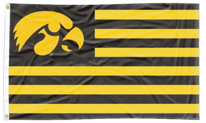 Iowa - Hawkeyes National 3x5 Flag