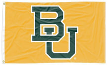 Load image into Gallery viewer, Baylor - BU Gold 3x5 Flag