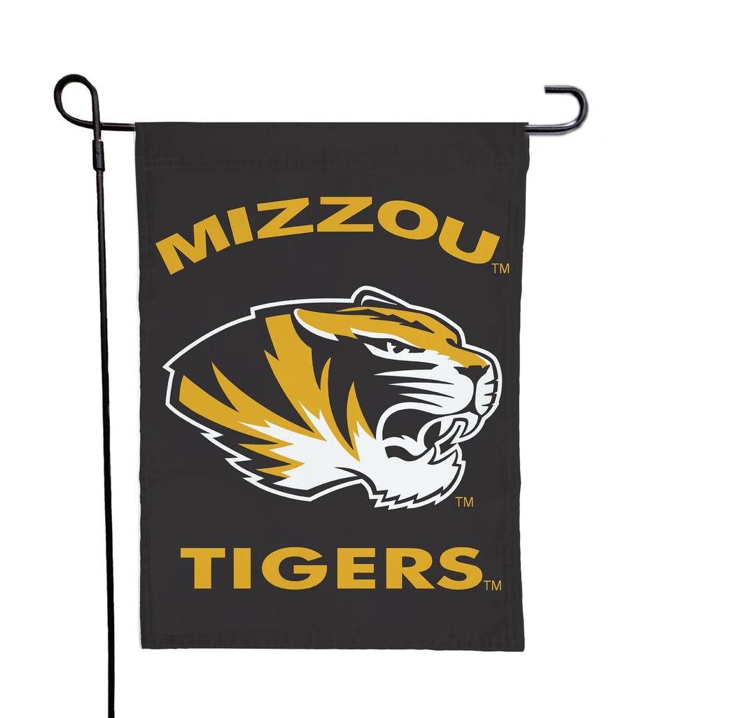Missouri - Tigers Garden Flag