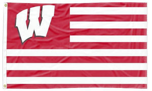 Wisconsin - Badgers National 3x5 Flag