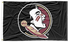Florida State - Seminoles Black 3x5 Flag